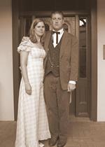 Old West Wedding