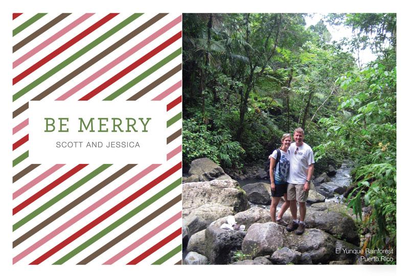 Be Merry - Scott & Jessica