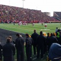 Iowa Nebraska Football Game